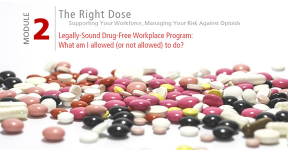 The Right Dose Module 2